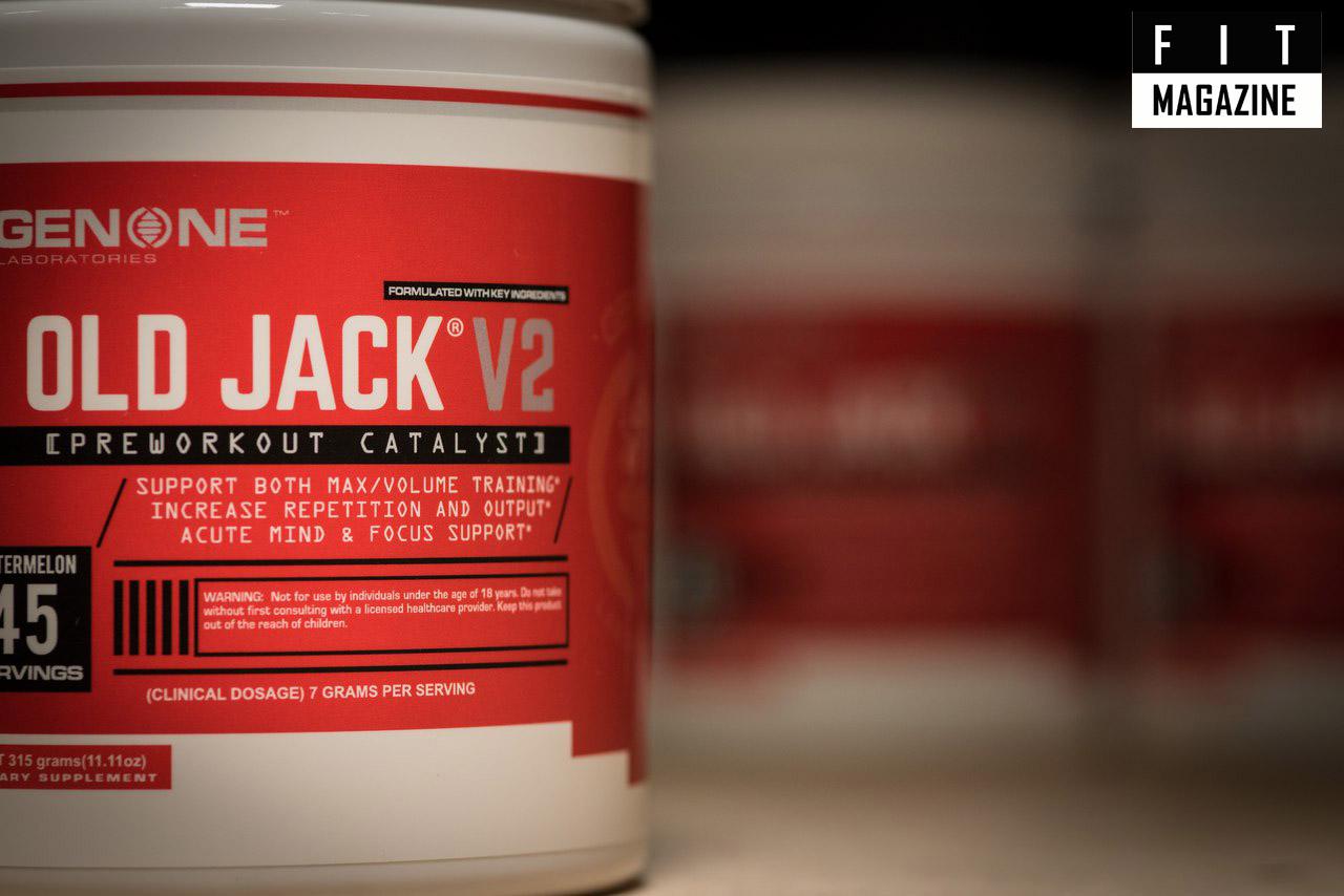 Genone Labs Old Jack V 2.0