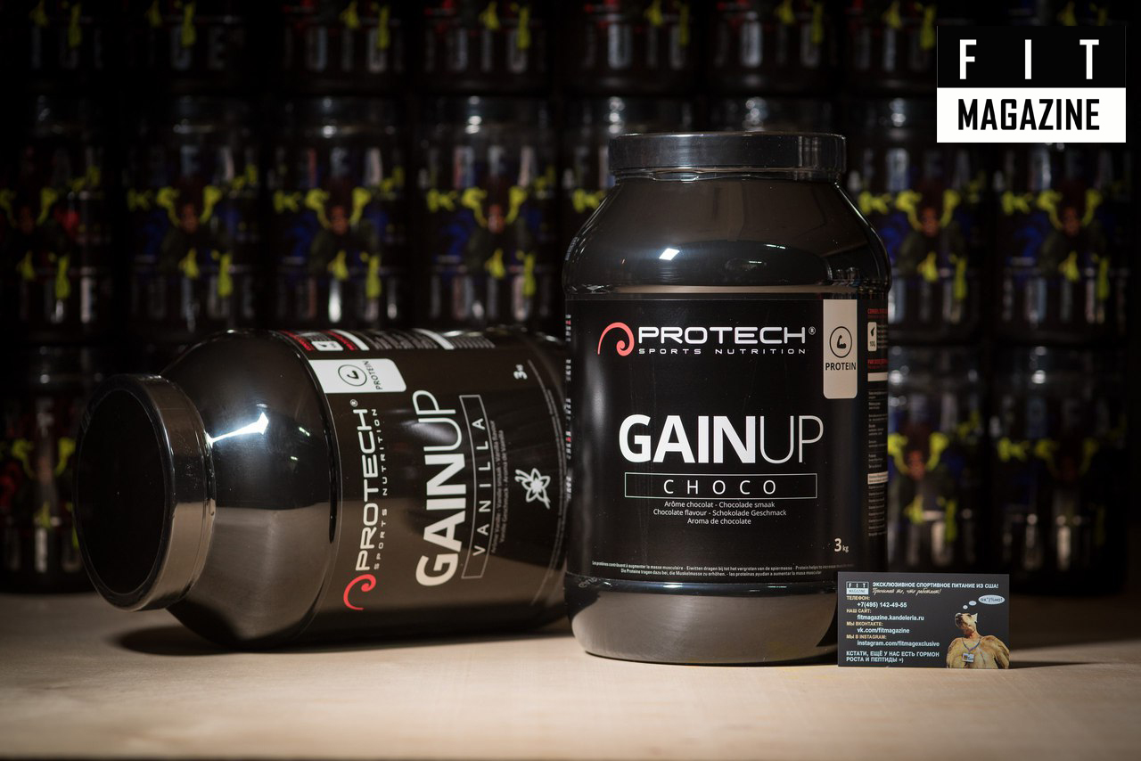 Protech Sport Nutrition Gain Up