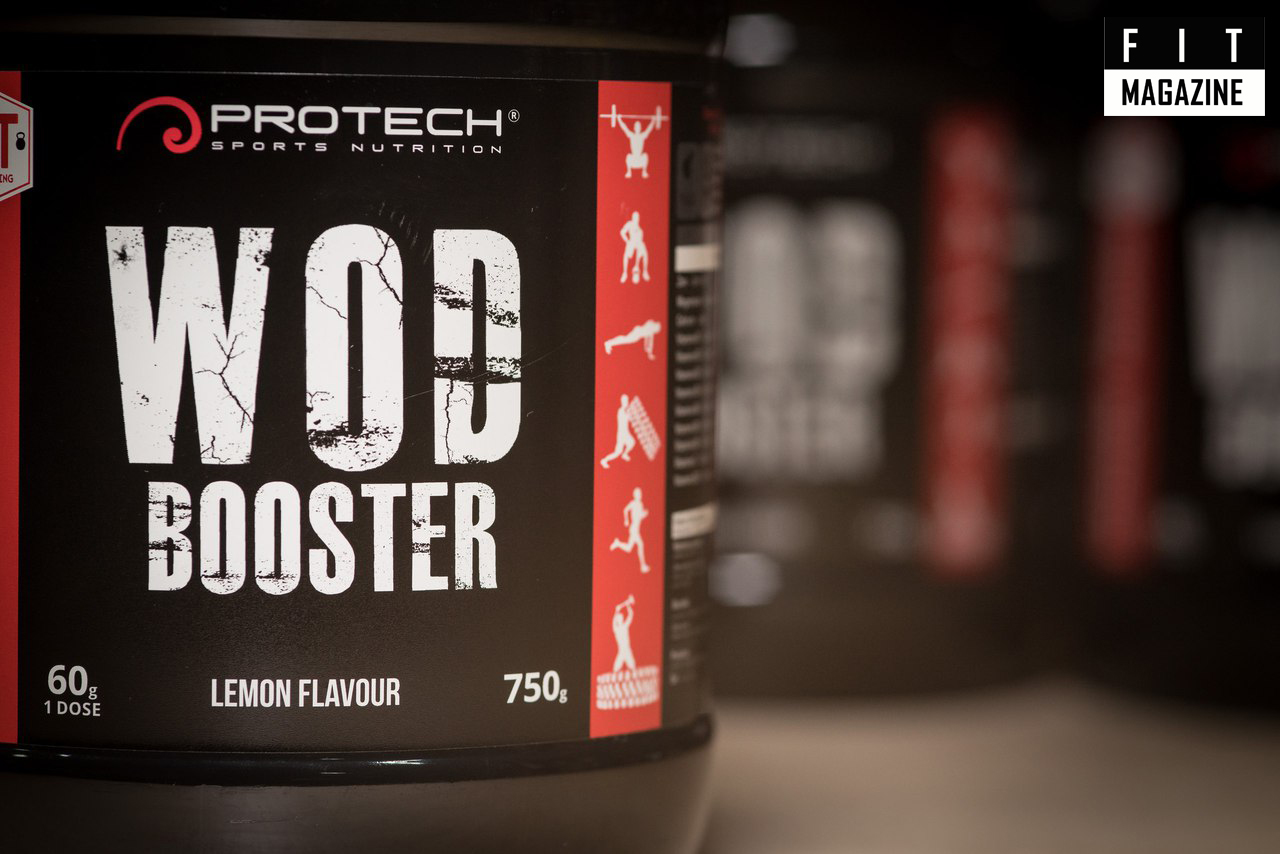 Protech Sport Nutrition Wod Booster