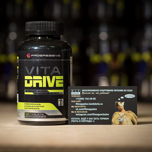 Progressive Vita Drive