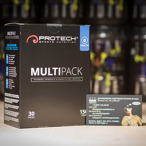 Protech Sport Nutrition Multipack