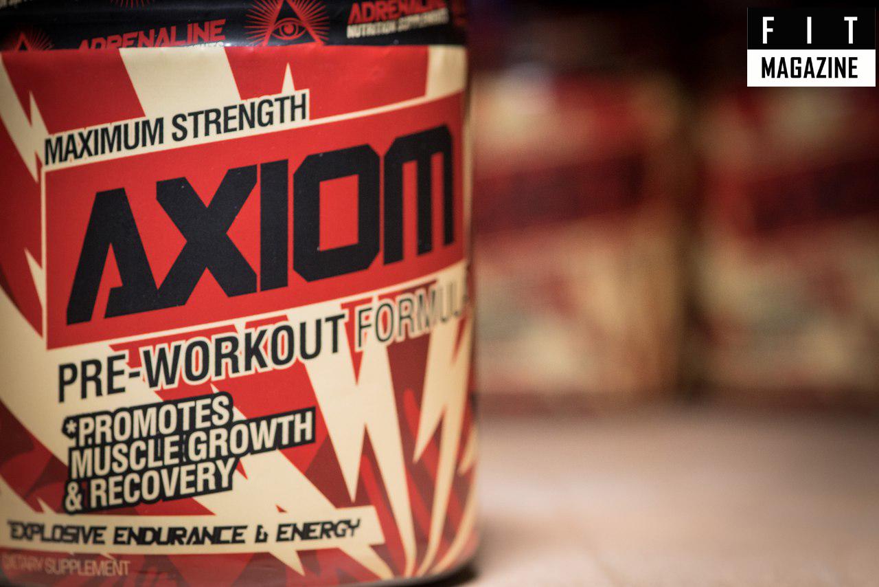Adrenaline Nutrition Axiom