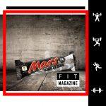 Протеиновый батончик Mars