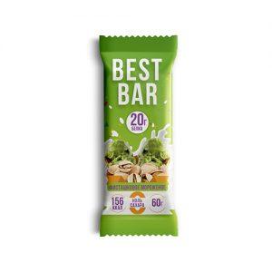 Протеиновый батончик Iso Best Best Bar «Фисташковое мороженное»