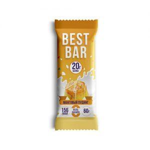 Протеиновый батончик Iso Best Best Bar «Манговый пудинг»