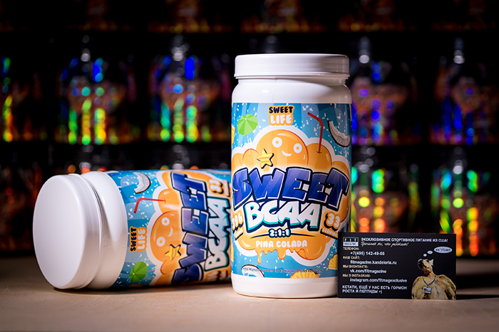 Tree of Life Sweet BCAA