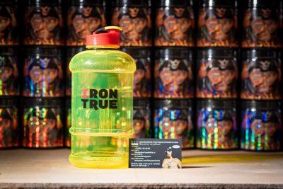 Бутылка для воды «Iron True»