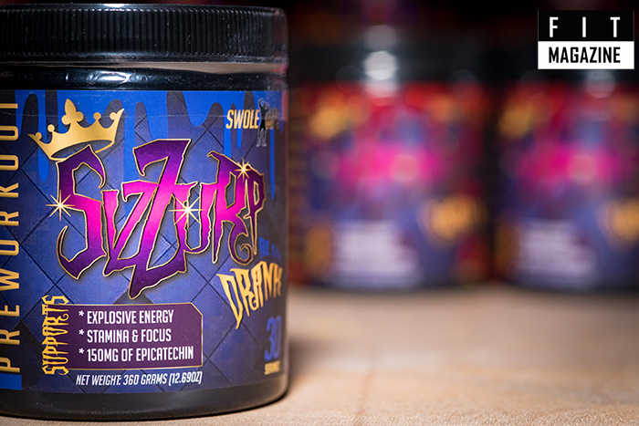 Swole MF's Sizzurp
