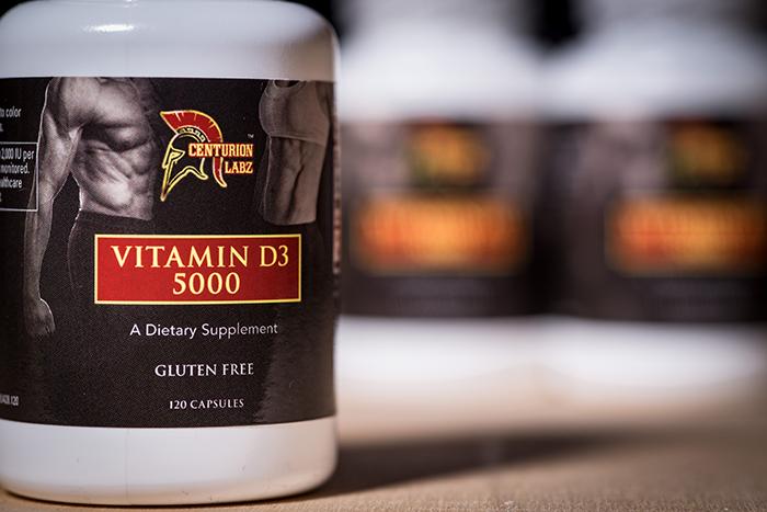 Centurion Labz Vitamin D3
