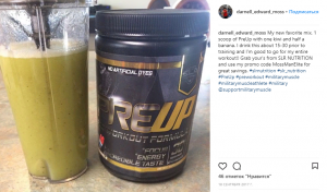 SLR Nutrition Pre Up