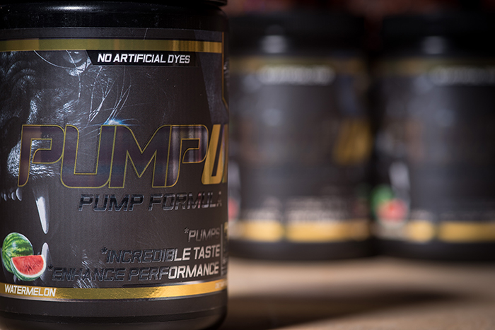 SLR Nutrition Pump Up