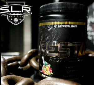 SLR Nutrition Rest Up
