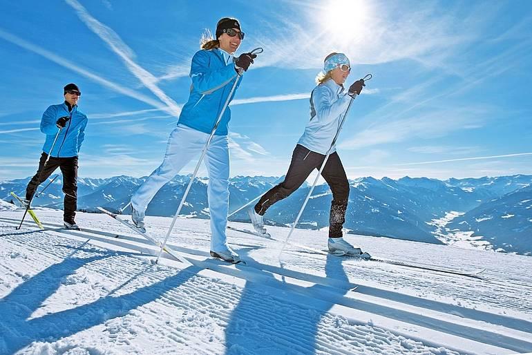 Спортпит для лыжников на каждый день