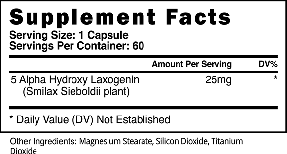 СоставBlackstone Labs Anogenin