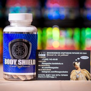 ATS Labs Body Shield