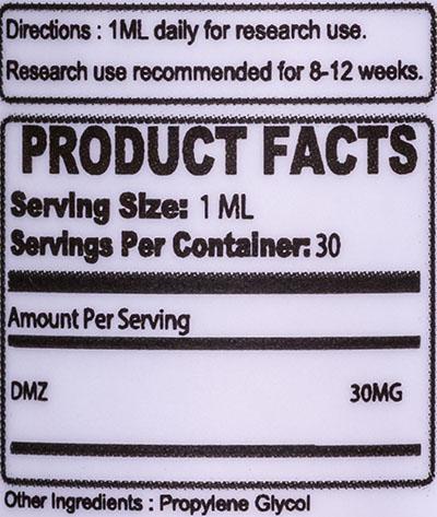СоставSP Research Product DMZ