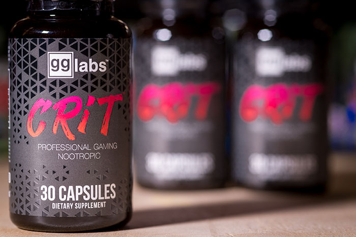 GG Labs Crit Capsules