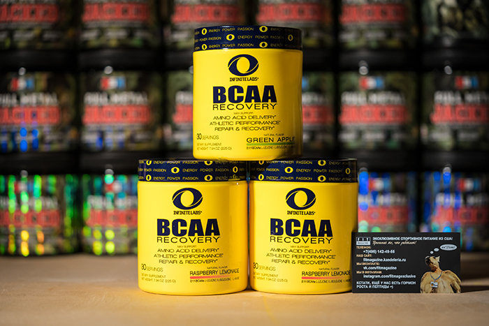 Infinite Labs BCAA Recovery