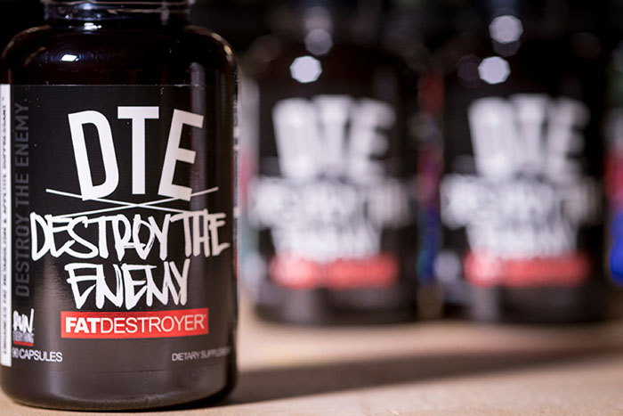 RUN Everything DTE (Destroy The Enemy) Capsules