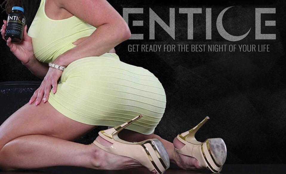Entice Him Performance for Men