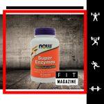 Now Foods Super Enzymes (Пищеварительные энзимы)