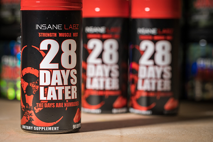 Insane Labz 28 Days Later