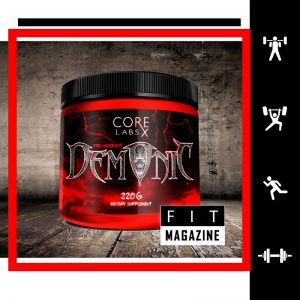 Core Labs X Demonic