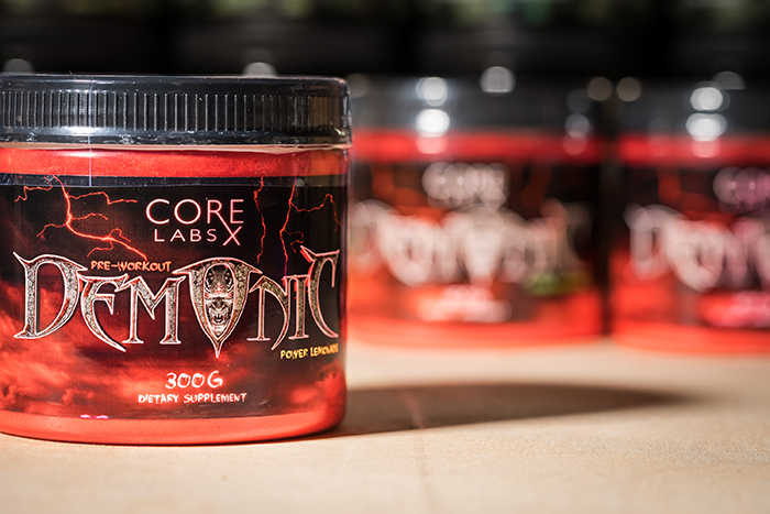 Core Labs X DemonicСостав Core Labs X Demonic