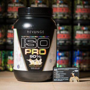 Revange Nutrition Iso Pro