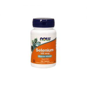 Now Foods Селениум 100 мг