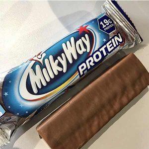 Протеиновый батончик Milky Way Protein Bar