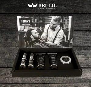Воск для бороды и усов Brelil Berry's Barber Line Beard Moustache Wax