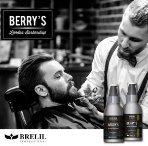 Масло для бороды и усов Brelil Berry's Beard Oil