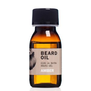 Dear Beard Oil Amber 01