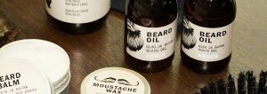 Масло для бороды с ароматом амбры Dear Beard Oil Amber