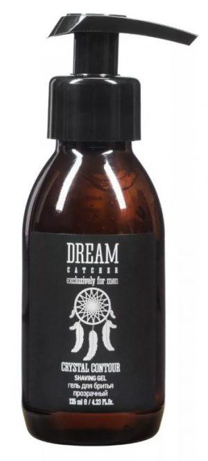 Dream Catcher Crystal contour shaving gel 01