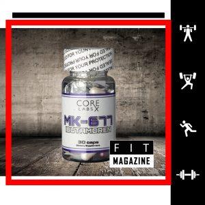 Core Labs X MK-677
