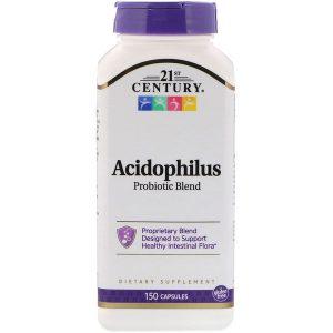 21st Century Acidophilus Probiotic Blend (Пробиотик)