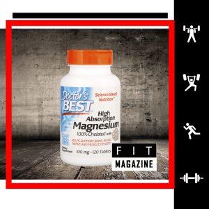 Doctor's Best High Absorption Magnesium (Магний)