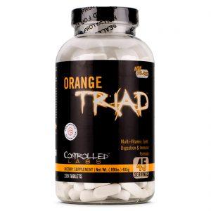 Controlled Labz Orange Triad