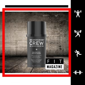 Защитная пена для бритья American Crew Protective Shave Foam