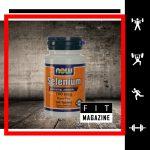Now Foods Селениум 100 мг 100 таблеток