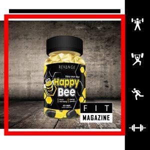 Revange Nutrition Happy Bee