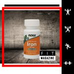 Now Foods Iron Double Strength