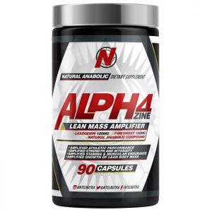 Ntel Nutra Alphazine V2