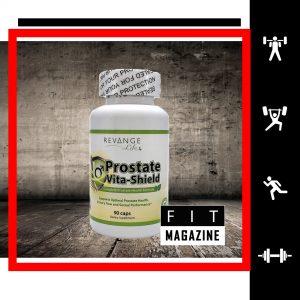 Revange Nutrition Prostate Vita Shield