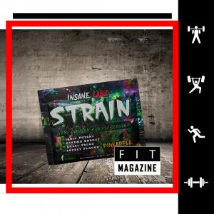 Пробник Insane Labz Strain (1 штука)