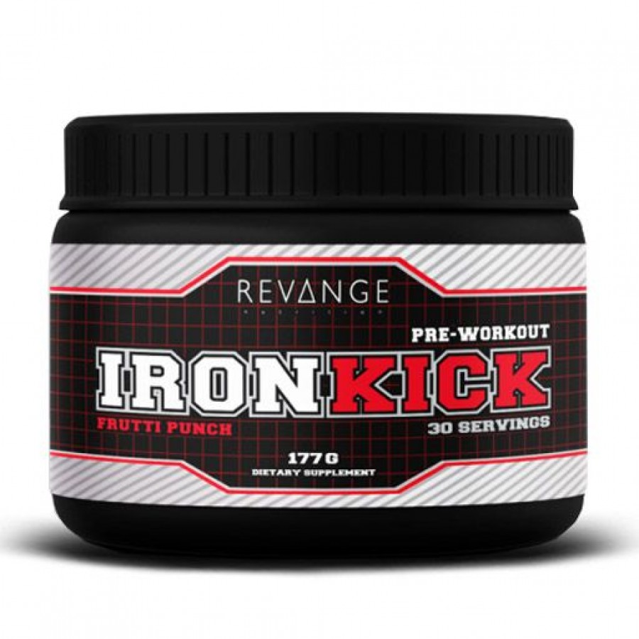 Revange Nutrition Iron Kick