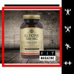 Solgar Глицин 500 мг