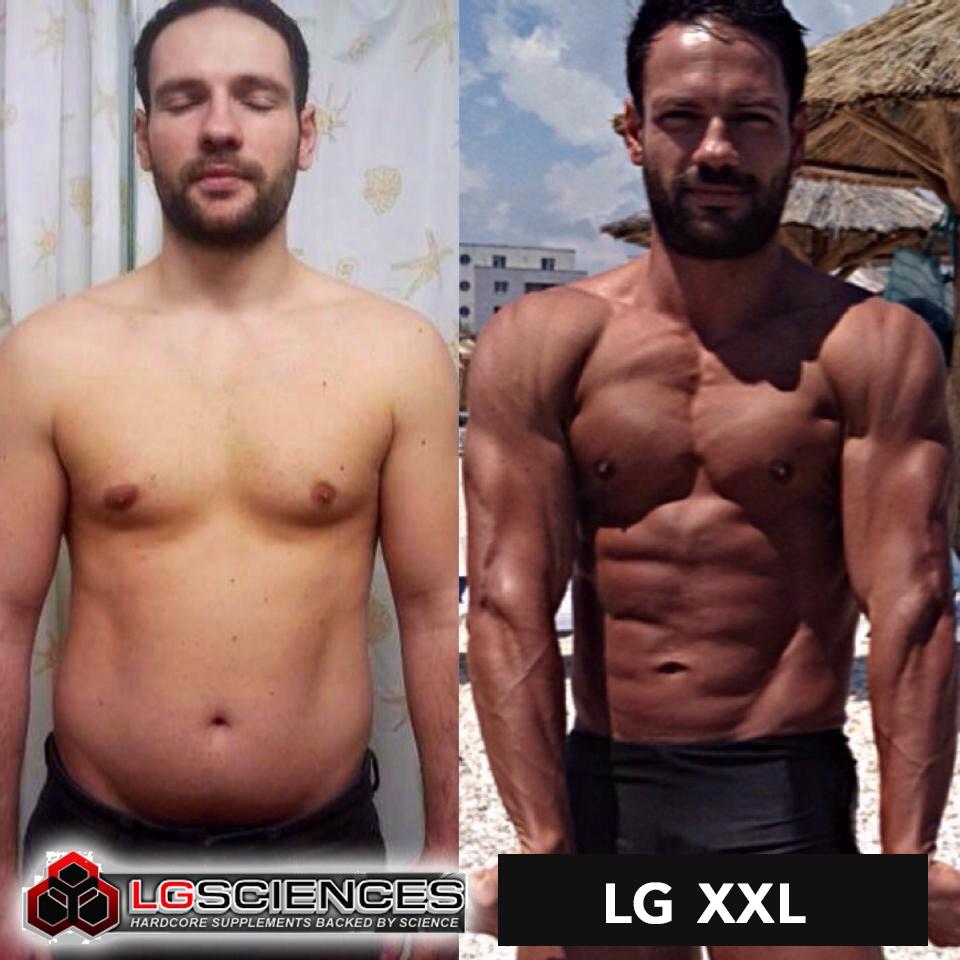 Классический курс для продвинутых – «LG XXL»